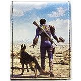 Cartera de Fallout 4 Dogmeat & Soul Survivor Negro
