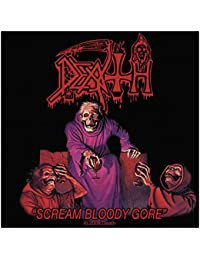 Death Scream Bloody Gore Patch