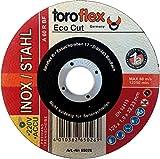 Toroflex TRENNSCHEIBE Dünntrennscheibe ,,Eco-Cut' 65028 Ecocut 125mm 50st