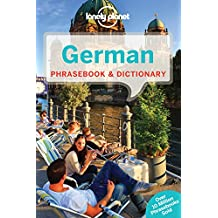 German Phrasebook & Dictionary (Lonely Planet Phrasebooks)