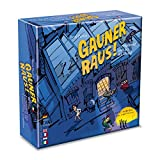 Noris Spiele 0017 DREI Hasen in Der Abendsonne Rogue Out-Deduction Game, Multi Colour, One Size