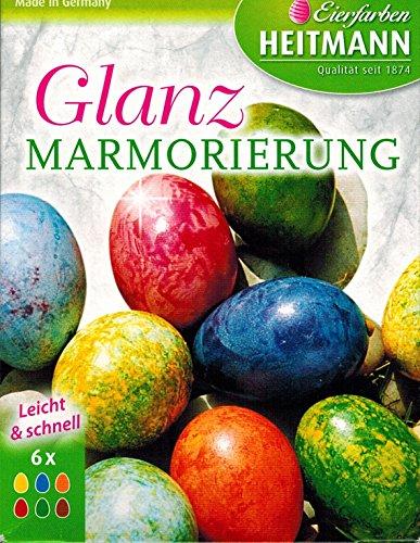 Ostereier Farben / Eierfarben
