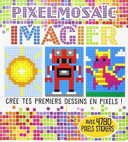 Imagier : Crée tes premiers dessins en pixels !