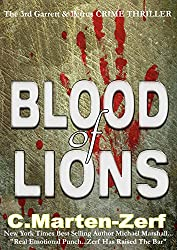 Blood of Lions - A Dark Thriller (Garrett & Petrus Action Packed Thrillers Book 3) (English Edition)