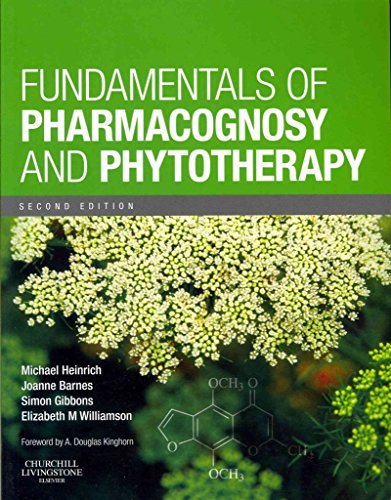 [Fundamentals of Pharmacognosy and Phytotherapy] (By: Michael Heinrich) [published: April, 2012]