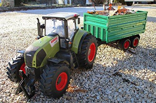 RC Traktor Claas Axion 850 Anhänger in Länge 72cm