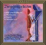 Zwiegesprache:Lieder & Duets [Import allemand]
