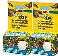 2 x 40g JBL Holi-day Ferien Fischfutter