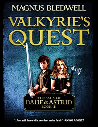 book cover of Valkyrie\'s Quest