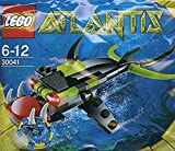 LEGO Atlantis Piranha Set 30041 (Bagged)