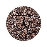 Mennica Polska (Mint of Poland) Cataclysms–Erdbeben Unzen 2Silber Medaille–Fidschi 2017