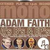 Songtexte von Adam Faith - A's B's and EP's