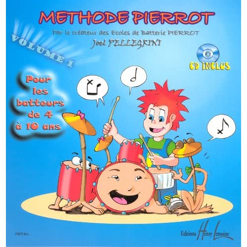 Méthode Pierrot Volume 1
