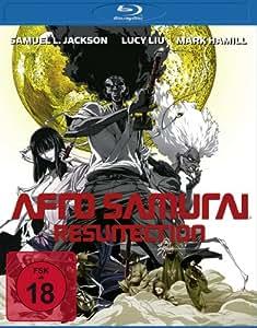Afro Samurai - Resurrection [Blu-ray] [Director's Cut] [Special Edition]