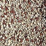 Gravier décoratif Fraise et crème 20 mm 800 kg