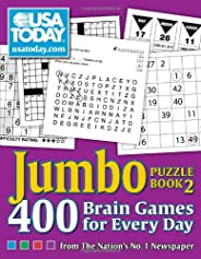 USA Today Jumbo Puzzle Book 2: 400 Brain Games for Every Day from the Nation's No. 1 Newsp