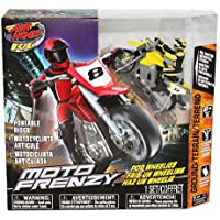 Air Hogs R/C Moto Frenzy Motorcycle [Yellow] - Compare prices on radiocontrollers.eu