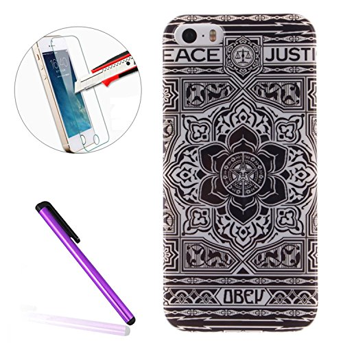 iPhone 6S Coque Etui en Silicone Transparent Souple Cases Covers pour iPhone 6,iPhone 6S Coque Silicone,Coque Housse Etui pour iPhone 6 6S,iPhone 6S Coque Transparente,iPhone 6S Coque Bling,EMAXELERS  TPU 7
