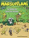Le Marsupilami, tome 2 - Le Bébé du bout du monde