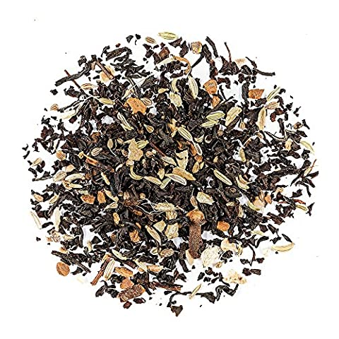 Masala Chai Tea - Indian Black Tea Blended With Spices -