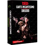 Asmodee- Dungeons & Dragons 5a Edizione Carte Incantesimo Druido, Colore, 4007