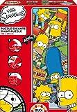 Educa 14895 Los Simpson - Puzzle Gigante (400 Piezas)