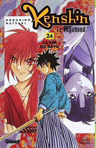 Kenshin - le vagabond Vol.24 par WATSUKI Nobuhiro
