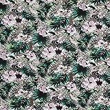 Fabulous Fabrics Baumwollstoff Viskose Tropenwald –