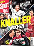 Sport Bild 12 2016 Ronaldo Lewandowski Klopp Tuchel Zeitschrift Magazin Einzelheft Heft Fussball Bundesliga