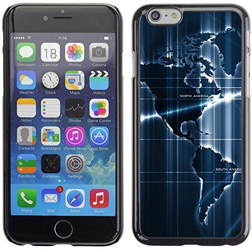 Graphic4You Colors Words Design Harte Hülle Case Tasche Schutzhülle für Apple iPhone 6 Plus / 6S Plus Design #17