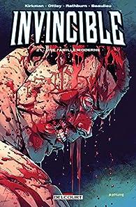 Invincible, tome 21 : Une famille moderne par Robert Kirkman