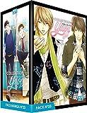 Pack Boy's Love - Partie 23 - 5 Mangas (Livres) - Yaoi