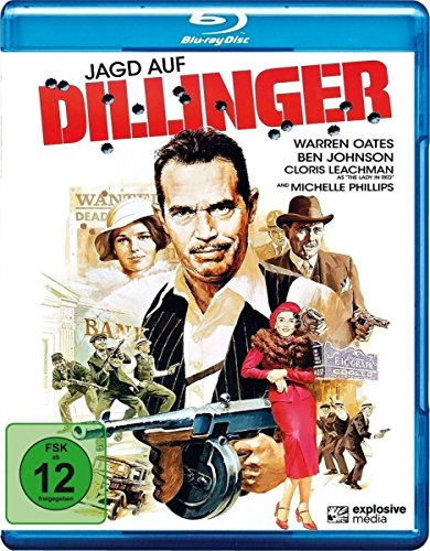 Jagd auf Dillinger (Dillinger) [Blu-ray]