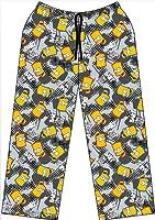 Bart Simpson Lounge Pants | Grey Simpsons PJ | Age 7 to 8 Years