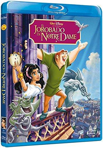 El Jorobado De Notre Dame [Blu-ray] 61w8nHOj77L