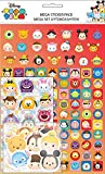 DISNEY TSUM TSUM Mega Pack of Stickers - Over 150 Stickers