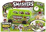 Zuru Smashers, Smash Ball Sludge Bus Limited Edition, Collectibles Toy/ 2 Exclusive Smashers
