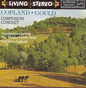 Copland/Gould: Composers Conduct [IMPORT]