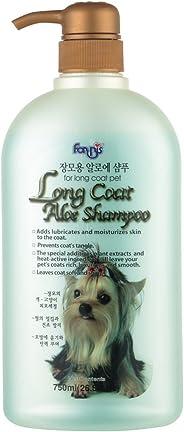 Forbis Long Coat Aloe Dog Shampoo, 750 ml
