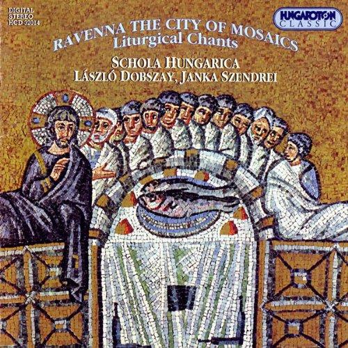 Ravenna-Stadt der Mosaike