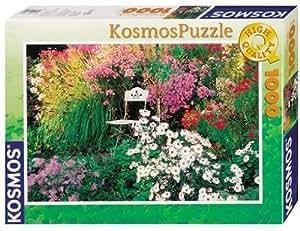 Kosmos - Puzzle 1000 pièces - Jardin fleuri