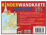 Europa für Kinder - Wandkarte