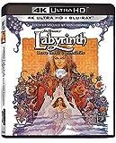 Labyrinth: Dove Tutto È Possibile (30° Anniversario) (Blu-Ray 4K Ultra Hd + Blu-Ray) [audio español] [Italia] [Blu-ray]