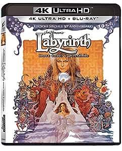 Labyrinth: Dove Tutto È Possibile (30° Anniversario) (Blu-Ray 4K Ultra Hd + Blu-Ray)