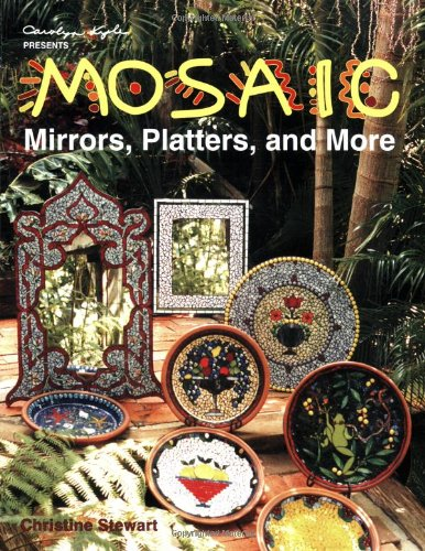 Mosaic Mirrors, Platters & More