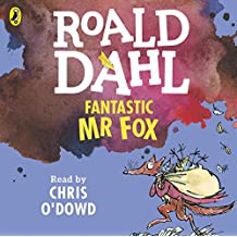 Fantastic Mr Fox (Dahl Audio)