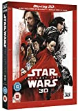 Star Wars: The Last Jedi [Blu-ray 3D] [2017] [Region Free] only £17.99 on Amazon