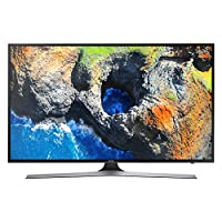 Samsung UE55MU6120 SMART Ultra HD TV Black