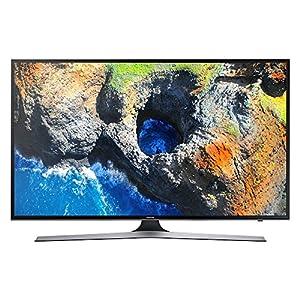 Samsung UE55MU6120 SMART Ultra HD TV Black