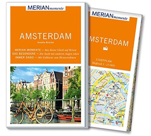 MERIAN momente Reiseführer Amsterdam: Mit Extra-Karte zum Herausnehmen (Stadtplan Amsterdam)